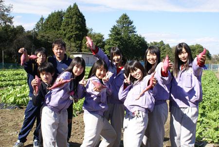 農業科とは - 埼玉県立秩父農工科学高等学校
